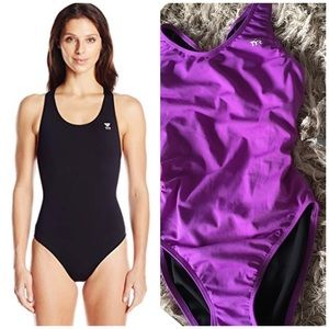 TYR DURAFAST ONE PIECE SWIMMING SUIT